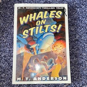 Whales on stilts book